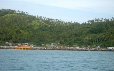 Project site for ecosystem approach for fisheries management of grouper