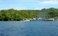 Project site for new marine protected area (MPA )