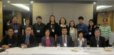 The Project Management Team with ADB, PRIMEX Staff, and Associates