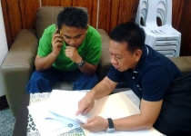 Interview with Engr. Ramon Rodrigo,head of the technical working group, ZDS