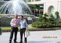 Dr. Thamrongsak Moenjak (Team Leader) and